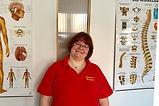 Stefanie VirgensTherapeutin Physiotherapie Lehmbruck Stahnsdorf