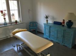 Blaue Raum Physiotherapie