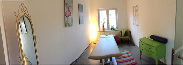 Grüne Raum Lehmbruck