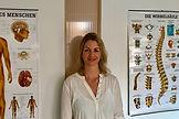 Franziska-Carolina LehmbruckTherapeutin Physiotherapie Lehmbruck Stahnsdorf