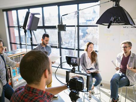 Is TV presenter training important ?