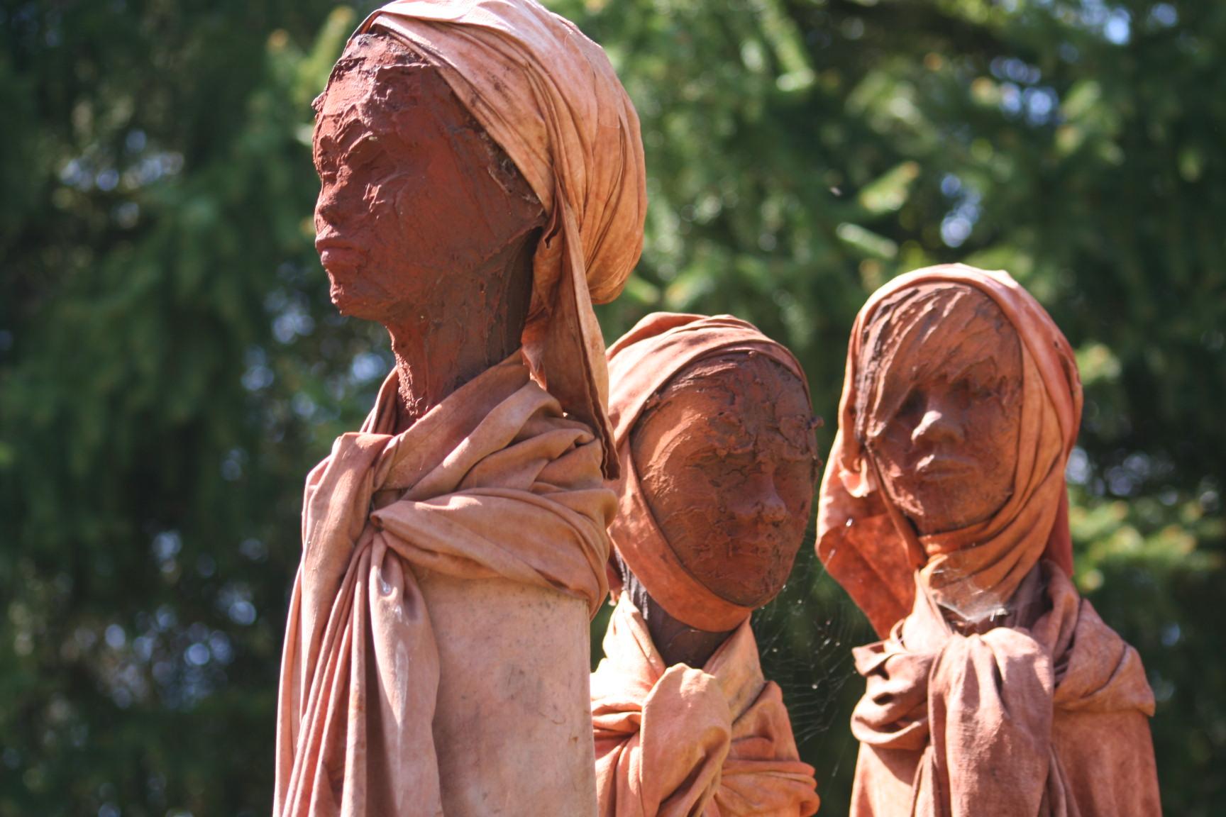 Femmes Nomades de Guy Lorgeret