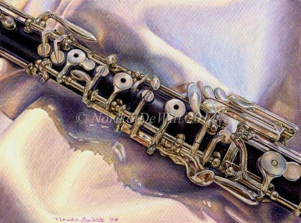 Oboe Dreaming