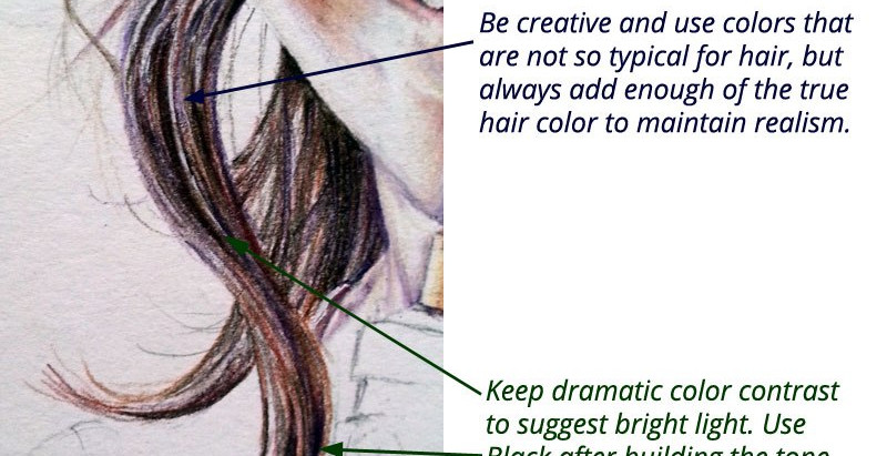 WIP: Sarah – Let's talk about hair