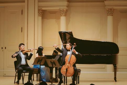 卡内基音乐厅表演