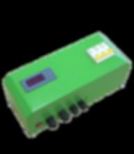 ten electronic control unit pelletron ec