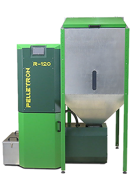 automatic industrial pellet boiler pelle