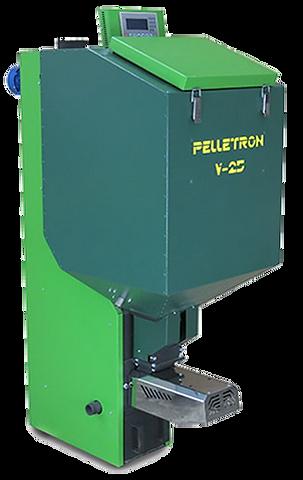 pellet boiler pelletron vector 25 katalo
