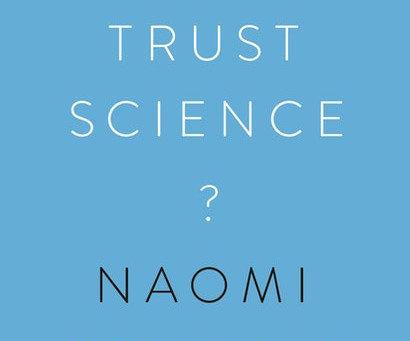 Book Review: Naomi Oreskes' Why Trust Science?