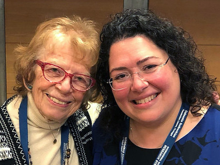 A Tribute to a Grand Pioneer of Media Literacy Education: Marieli Rowe