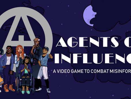 Agents of Influence: Testing Our Educational Video Game