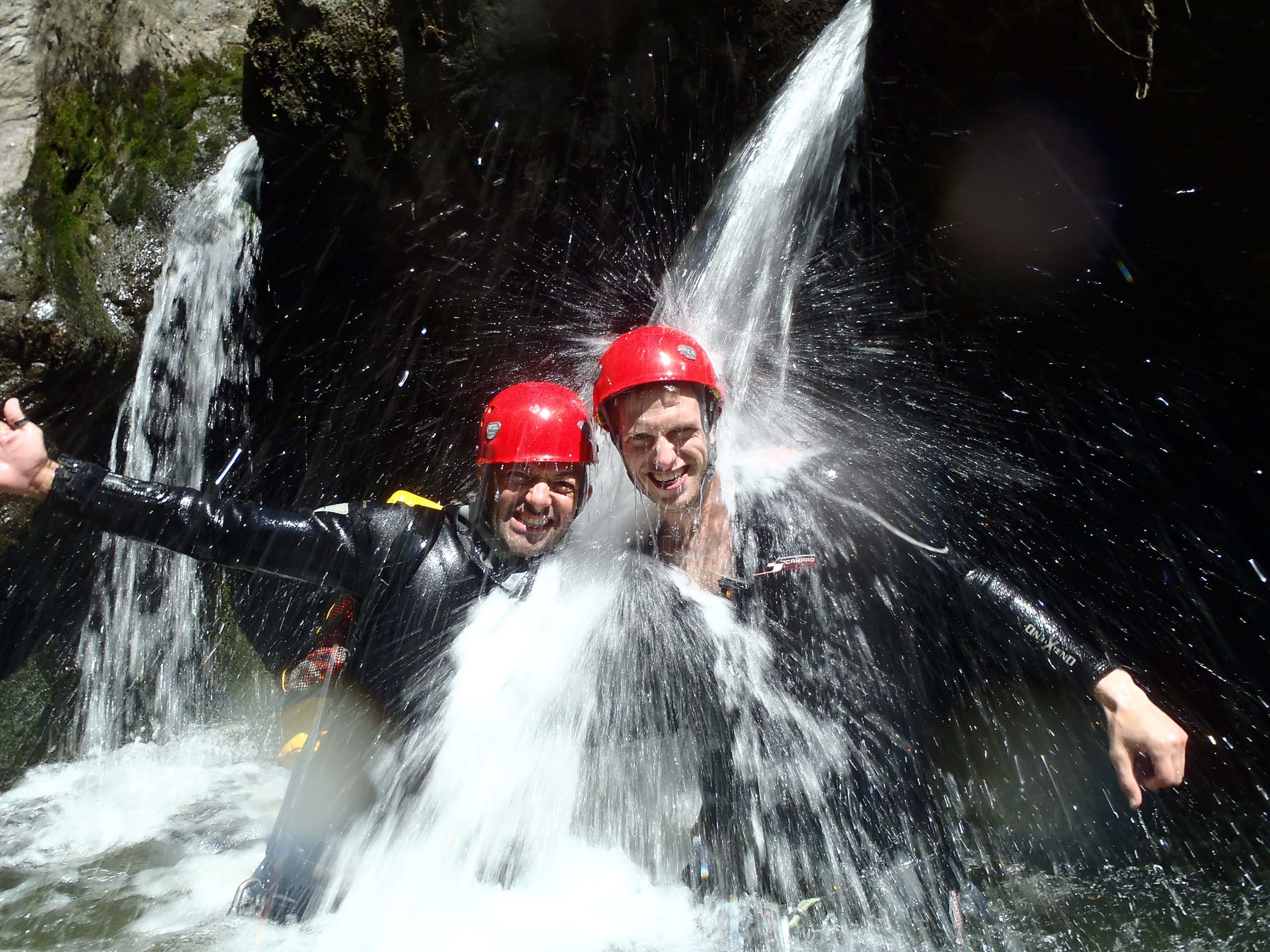 Canyoning - Mittlere u untere Auerklamm 106-1.jpg