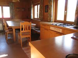 Klaus hut facilities