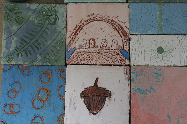 Peradam Projects : Sgraffito