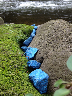 Peradam Projects, Deep Time: Blue rocks