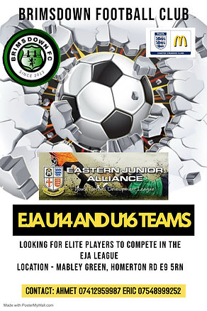 Copy of Soccer Tournament Poster - Made