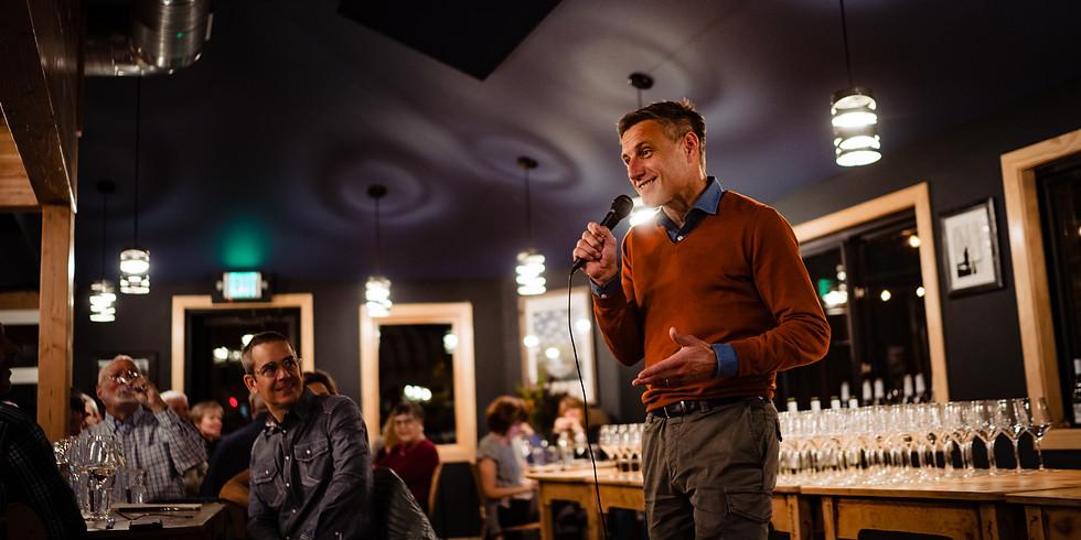 Master Sommelier Bobby Stuckey brings his Scarpetta Wines to Bird & Jim