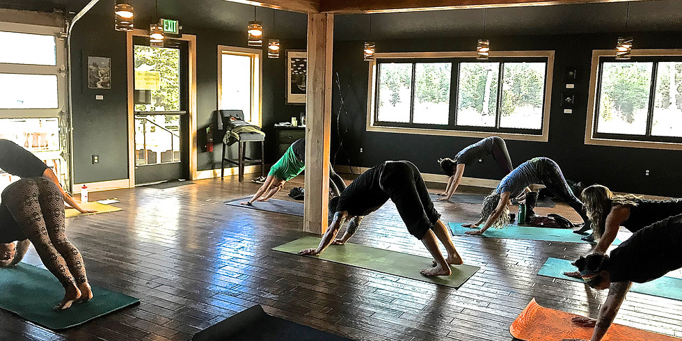 Yoga at Bird & Jim Is Back January 2019, Happy Hippy Yoga Hour at Bird & Jim