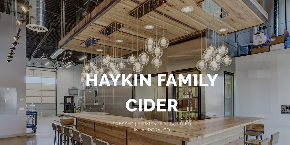 Harvest Dinner at Bird & Jim, October 22, 2019 Our Farmer's bounty paired with Haykin Family Ciders