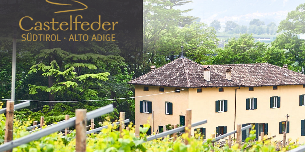 Wine Pairing dinner with wine maker Ines from Castelfeder in Alto Adige