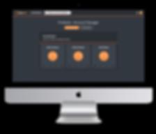 Refapp cloudtjänst överblick över kanddater i ett projekt.