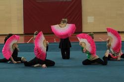 Gymnaestrada Practice
