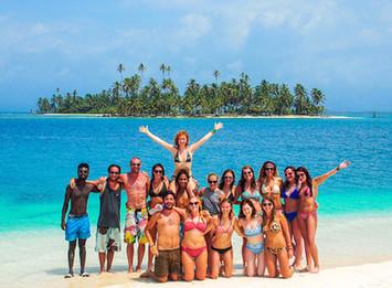 San Blas Day Tour group photo