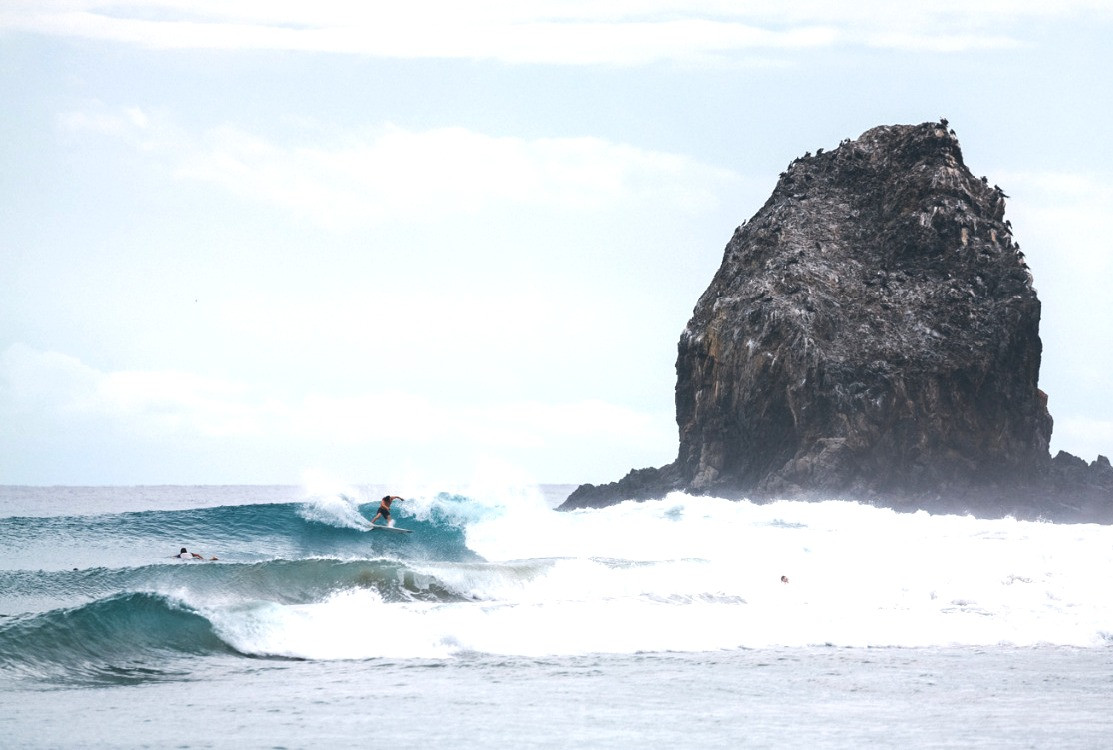 Salina Cruz Surf Camp perfect day surfing right point breaks in Mexico. Fun day for our guests