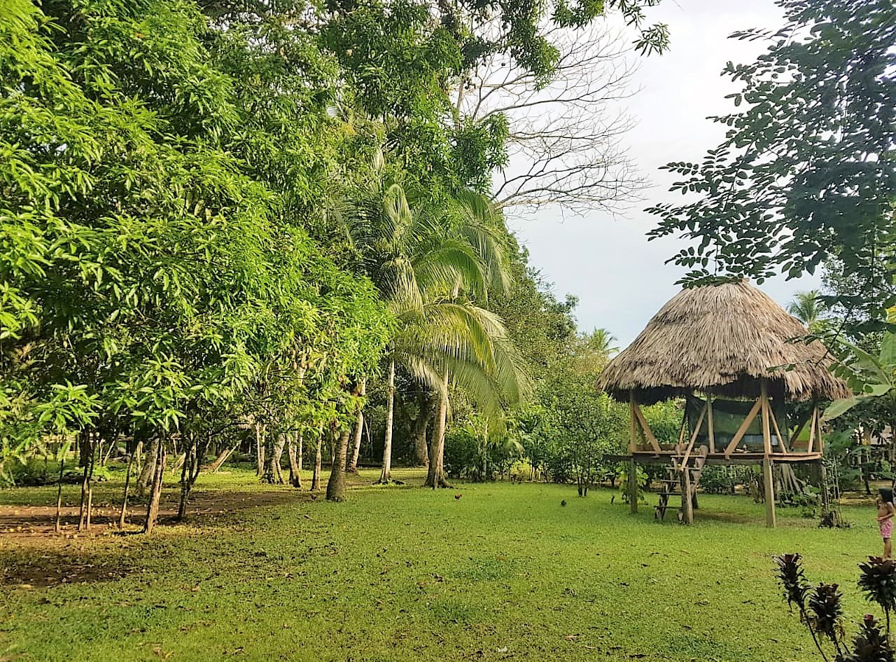 The La Chunga Darien village with guest cabins