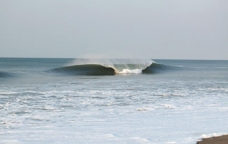 Salina Cruz Surf Camp Oaxaca Mexico beach break
