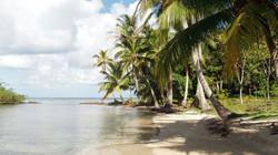 Panama adventure cruise tropic beach