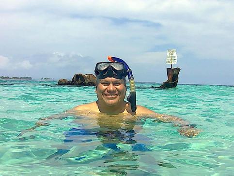 Snorkeling in San Blas on Day Tour