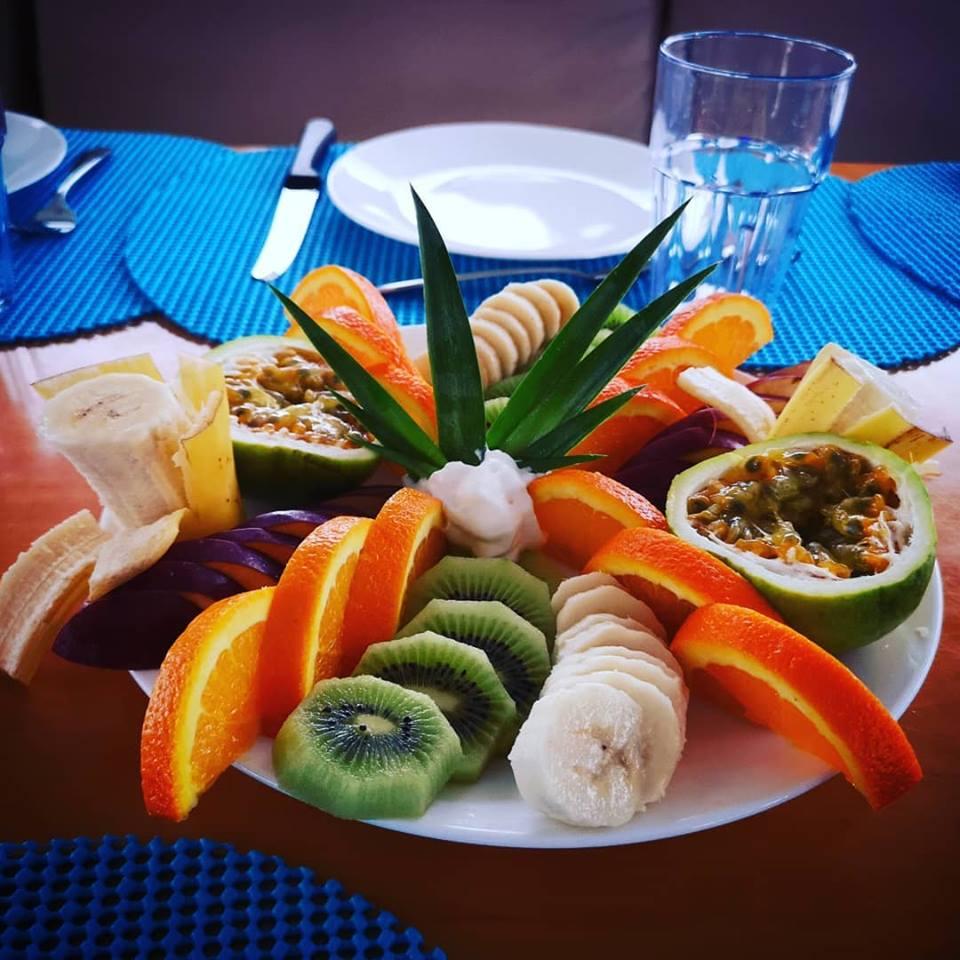 Vicky II fruit plate San Blas