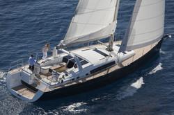 Queen Axiera Sailing Charter Croatia