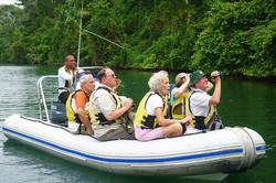 Panama adventure cruise on Discovery