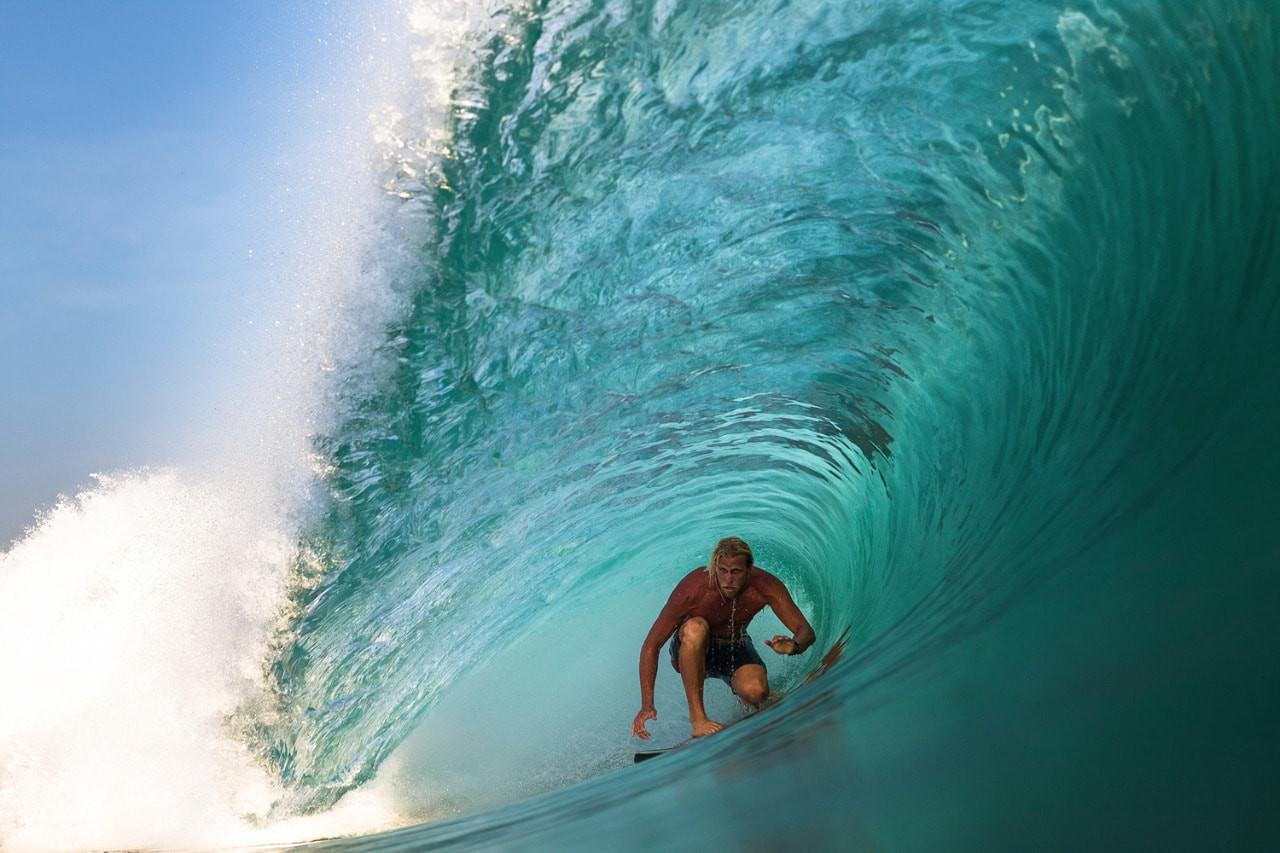 Salina Cruz Surf Camp perfect point breaks Mexico