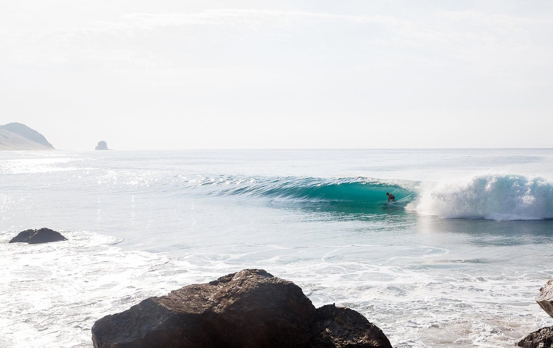 Salina Cruz Surf Camp fun waves all to yourself