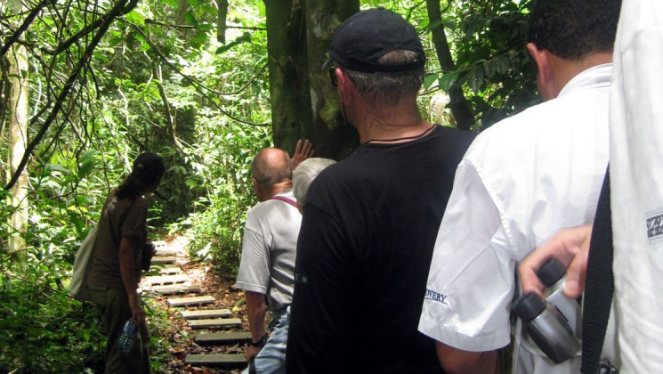 Panama adventure cruise Darien Gap
