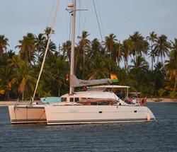 Catamaran L'Eclectic San Blas Panama
