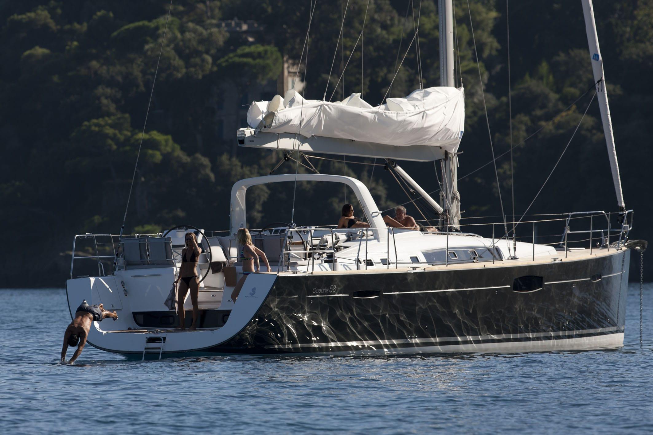 Queen Axiera guests relaxing Croatia