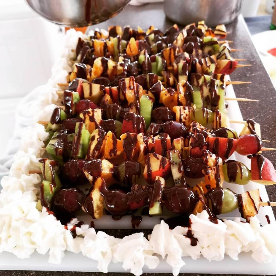Vicky II dessert plate San Blas