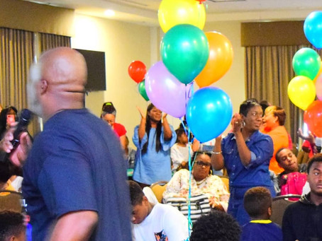 Youth Sunday was an amazing success