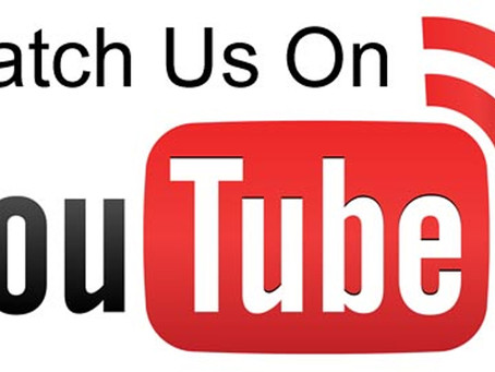 Launch of our NEW YouTube Channel