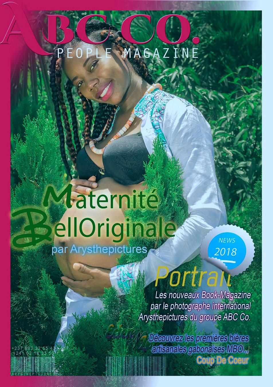 Book-Mag #people (pregnancy photo)