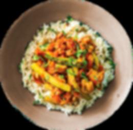 03.Pollo chino y arroz cremoso de coco.p