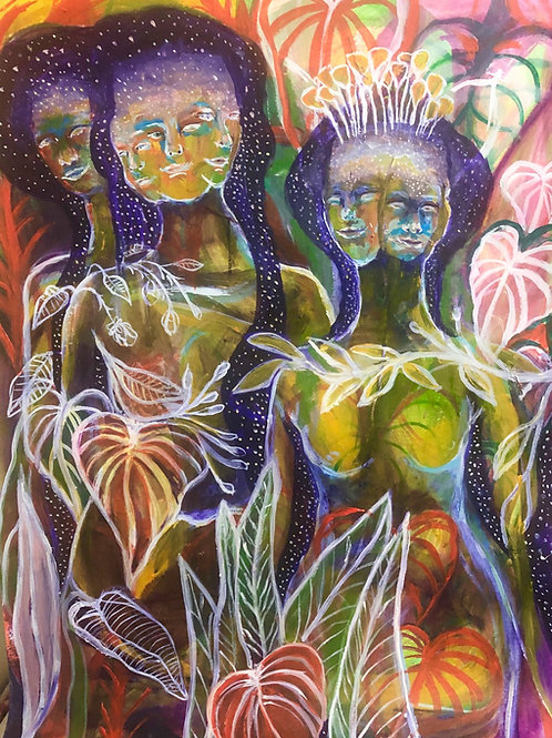 Spirits  of Plants
