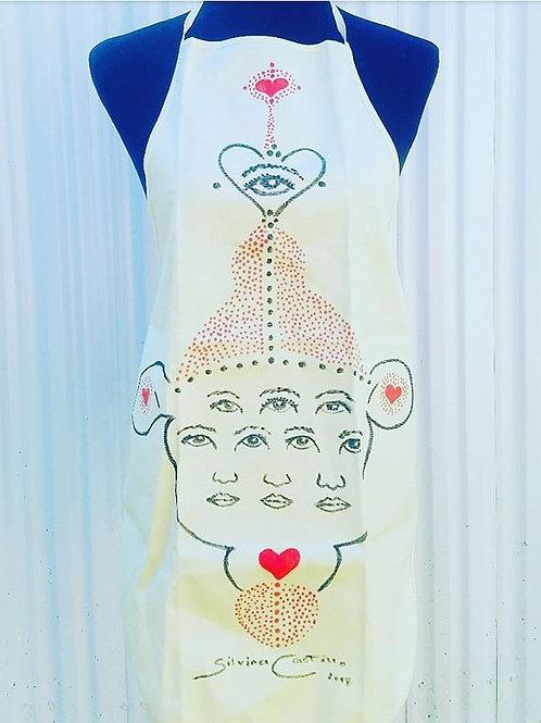 Sacred Feminine #1 / Apron