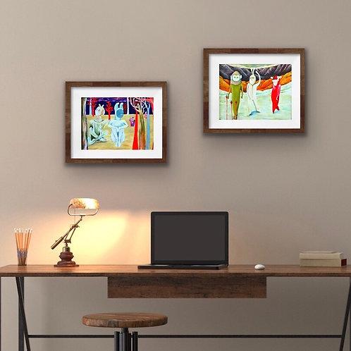 Good Company / Art Print