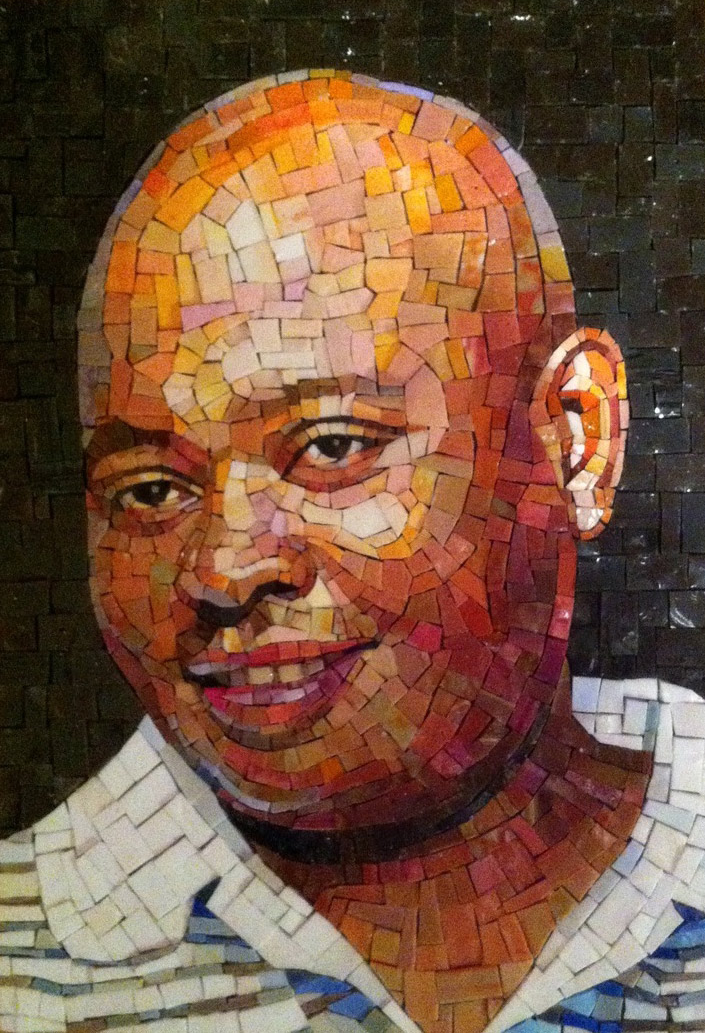 Memorial Portrait - South Africa