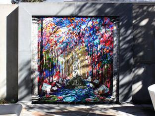 Wall Fountain Toorak